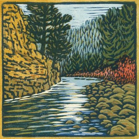 The River Runs