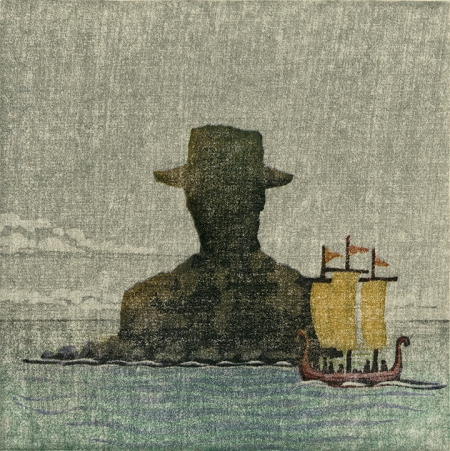 Cover art for All the Islands CD